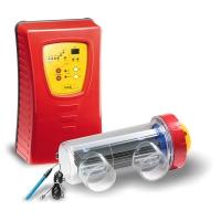 Salzwasseranlage mit PH Control