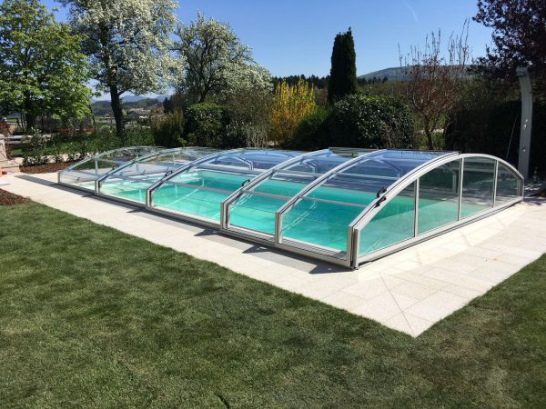 Summer Pool Überdachung PRAG