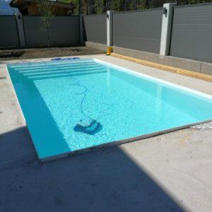 Summer Pool PP-Becken Winter Aktion