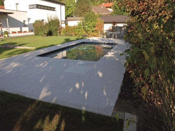 Summer Pool Beckenumrandung