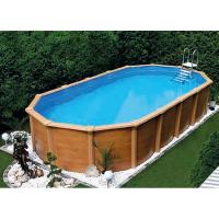 Summer Pool Premium Set Oval