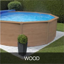 Summer Pool Steely Wood