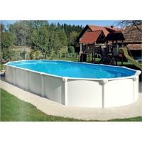 Summer Pool Supreme Clever Oval