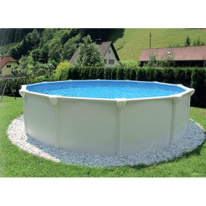 Summer Pool Supreme Rund