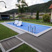 Beckenset Summer Pool EKO Edelstahlleiter