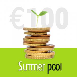 Summer Pool Gutschein