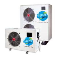 Summer Pool Wärmepumpe Inverter SI 300/400